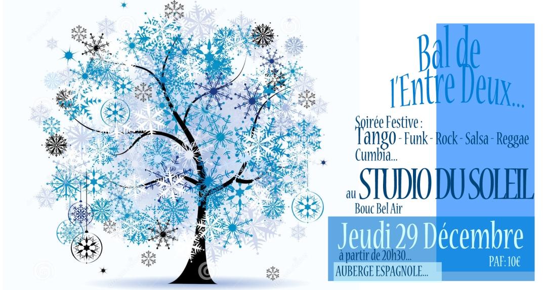Soirée tango et autres danses le 29 décembre 2016 à Bouc-Bel-Air