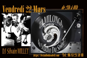 Milonga-Platine-Vinyle