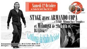 Stage-Armando Copa